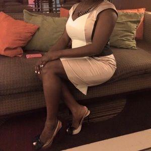 Karen Millen Dress and Shoes. Perfect match!